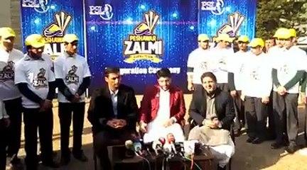 watch PSL Peshawar Zalmi
