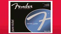Best buy Electric Guitar  Fender 150M Pure Nickel Electric Electric Guitar Strings  Medium