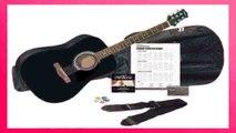 Best buy Acoustic Guitars  Silvertone SD3000PAK BK  String Acoustic Guitar