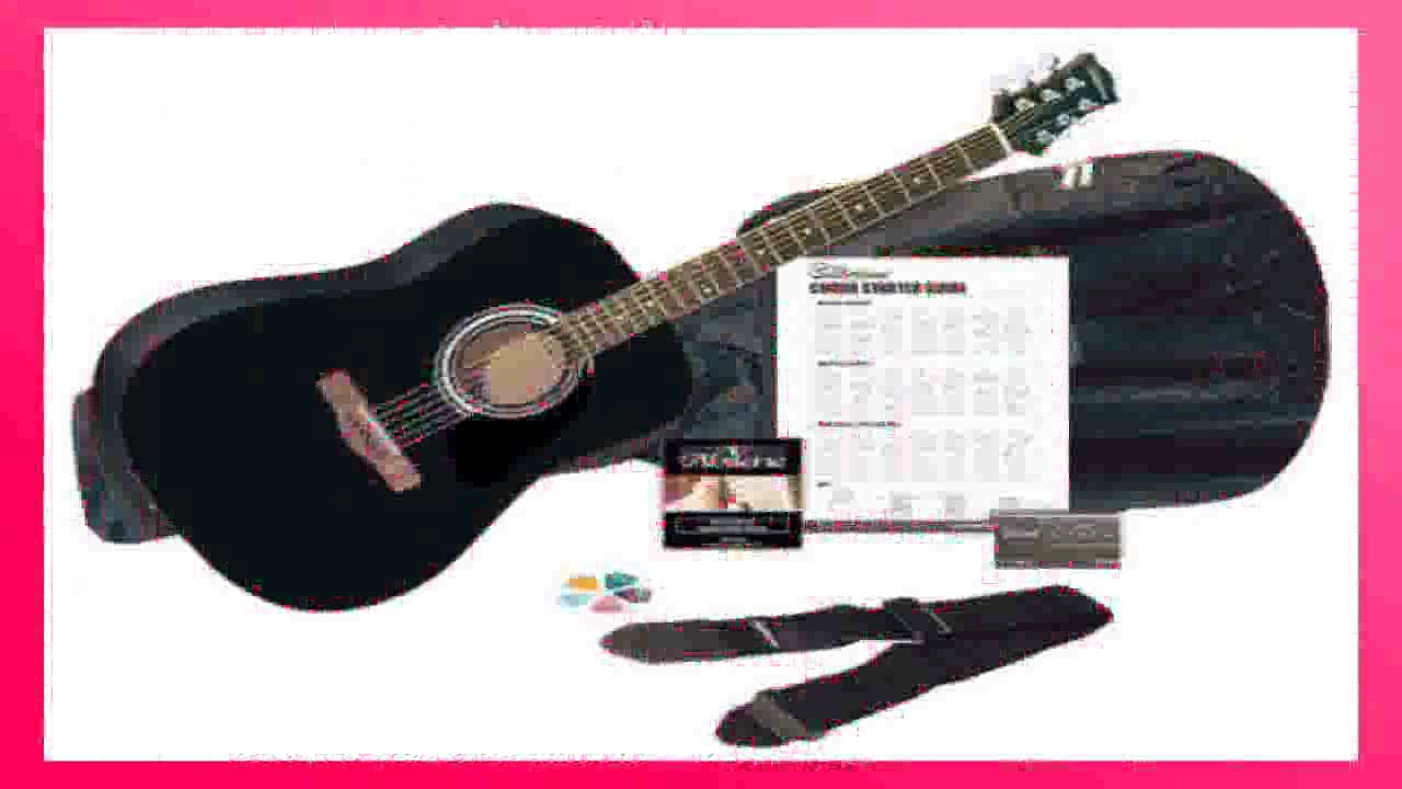 Best buy Acoustic Guitars  Silvertone SD3000PAK BK  String Acoustic Guitar