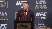 Oh yeah, Conor McGregor also broke a Ronda Rousey UFC record, too