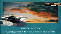 Enola Gay/Electricity - Manoeuvres In The Dark ‎1980 (Facciate:2)