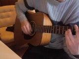 Guitare Eric Clapton Layla