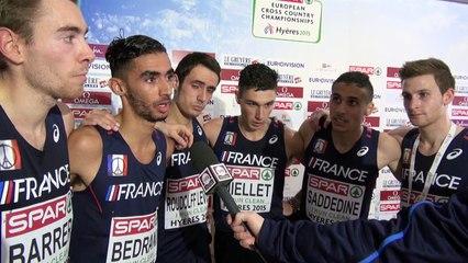 Equipe de France Espoirs Hommes : « On va essayer de fêter ça dignement »