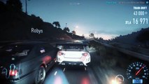 NEED FOR SPEED 15 - 24er cources # c'est qui le bosse !