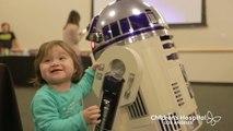 Star Wars Visits the Kids at Children's Hospital Los Angeles