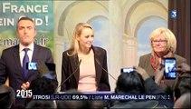 """Marion Maréchal-Le Pen : """"S'ils pensent nous décourager, ils se trompent !"""""""
