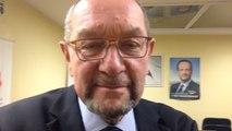 Réaction Philippe Duron député PS du Calvados