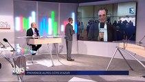 """R. Muselier : """"On ne peut plus être seuls face au FN. Merci à C. Castaner et E. Ciot"""