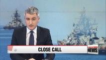 Russia fires 'warning shots' at Turkish boat in Aegean Sea