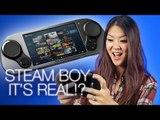 HTC Vive delayed, Smach Z Steam handheld, Broadwell-E details