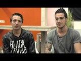 Blasterjaxx interview - Thom & Idir