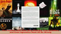 Download  The Problem with God Why Atheists True Believers and Even Agnostics Must All Be Wrong EBooks Online