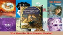Read  Why Have the Birds Stopped Singing PDF Free