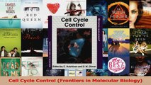 Read  Cell Cycle Control Frontiers in Molecular Biology PDF Online