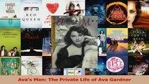 Download  Avas Men The Private Life of Ava Gardner PDF Online