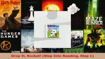 Read  Drop It Rocket Step Into Reading Step 1 PDF Free