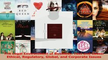 PDF Download  The Legal Environment of Business Text and Cases Ethical Regulatory Global and Corporate Download Online