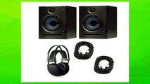 Best buy Studio Monitor Headphones  Presonus Eris E5 Pair  Pair of HighDefinition 2way 525 inch Near Field Studio Monitors