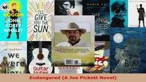 Read  Endangered A Joe Pickett Novel EBooks Online