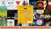 Read  Wayfaring Stranger A Novel A Holland Family Novel EBooks Online