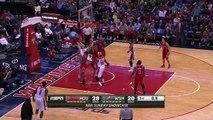 2k16 NBA Houston Rockets vs Washington Wizards NBA Highlights March 29, 2015