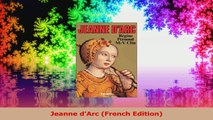 Jeanne dArc French Edition Download