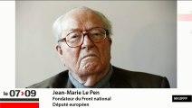 Election régionales, Front national : Jean-Marie Le Pen répond à Léa Salamé