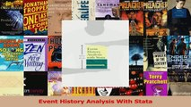 PDF Download  Event History Analysis With Stata PDF Full Ebook