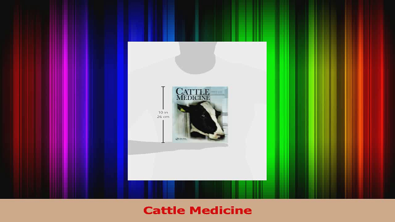 Cattle Medicine Read Online