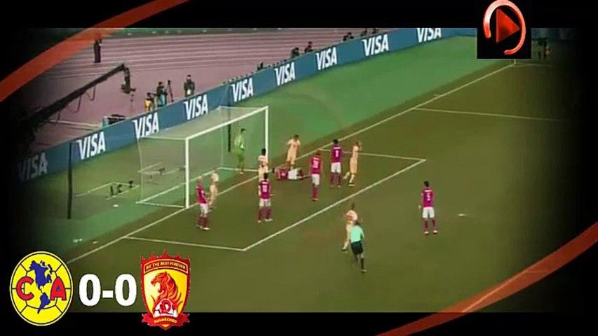 America vs Guangzhou Evergrande 2015 1 2 GOLES Y RESUMEN Mundial de Clubes 2015 All Goals