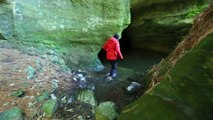 Les grottes de Waitomo GlowWorm