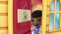 Fresh Air! (A Doc McStuffins Health Check Up) | Doc McStuffins | Disney Junior UK