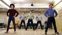 【RAB】ようかい体操第一 踊ってみた【リアルアキバボーイス�