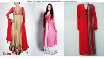 Latest Pakistani Fashion Designers Dresses