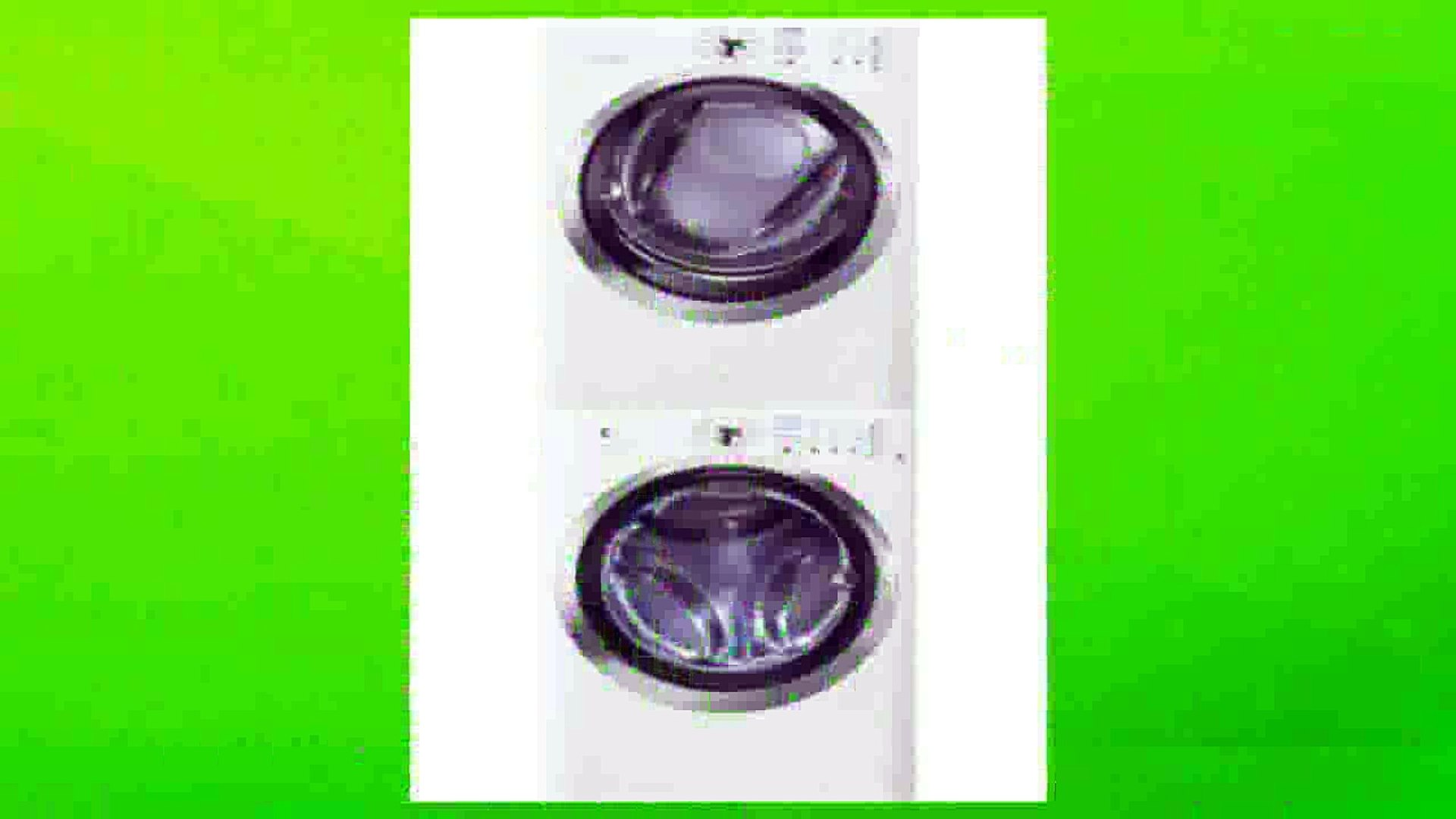 Best buy Front Load Washer  Electrolux IQTouch White Front Load Laundry Pair with EIFLS60JIW 27 Wash