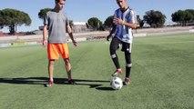 Corte de Cristiano Ronaldo CR7 Tutorial - Trucos de Fútbol 11, Futbol Sala y Futbol Calle Regates