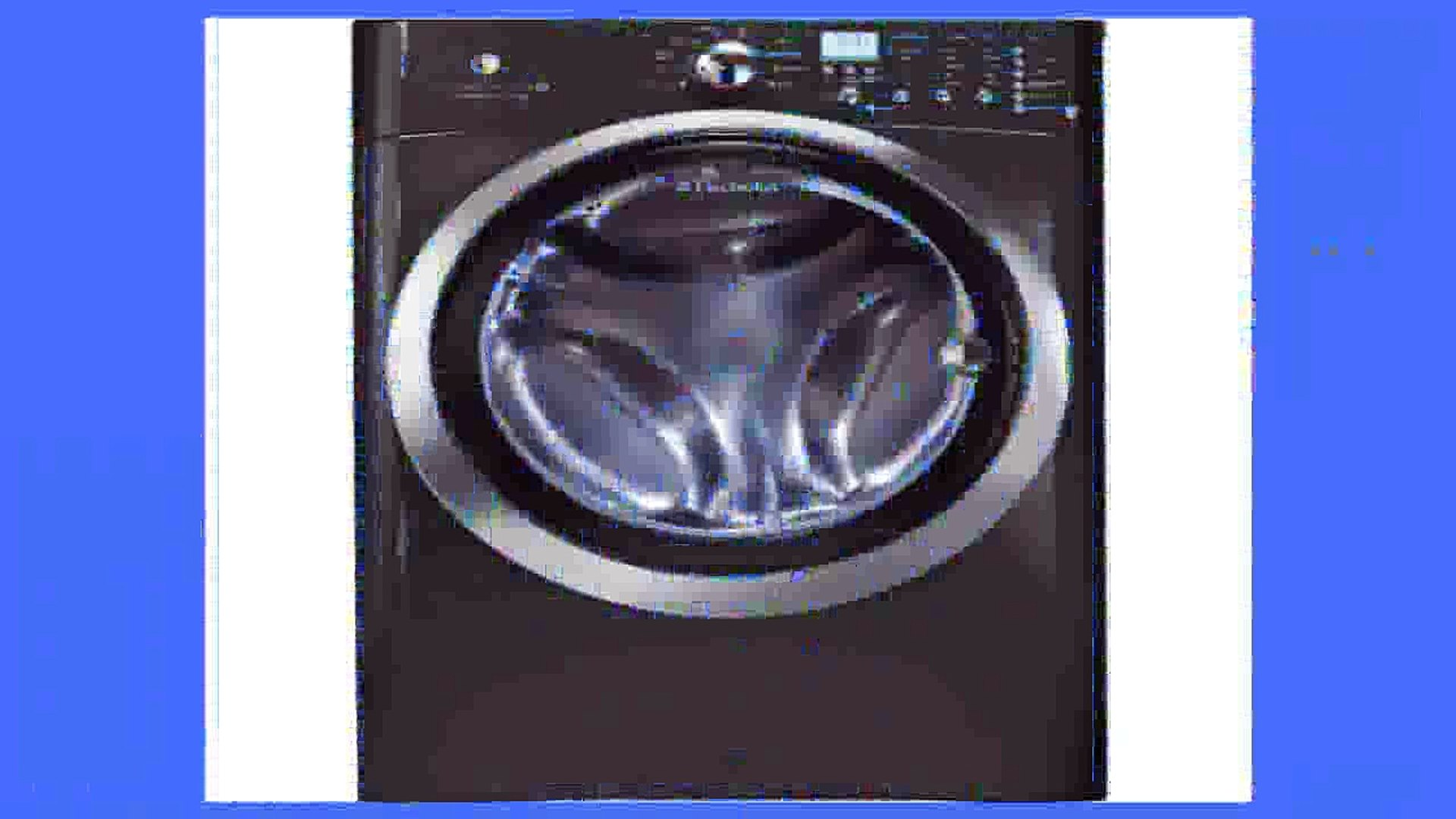 Best buy Front Load Washer  Electrolux TITANIUM Steam Front Load ELECTRIC Laundry Set WPedestals