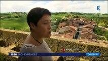 France 3 Midi-Pyrénées - JT 1920 Midi-Pyrénées du 11-12-2015- Le Feuilleton spécial Soho Solo Gers épisode 4
