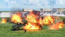 Russian military NASTY SUPPRISE in a box for US military