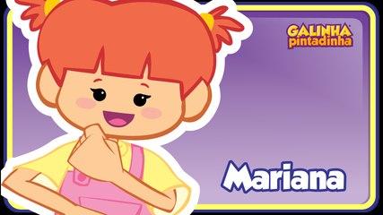 Mariana - Galinha Pintadinha 1 - OFICIAL