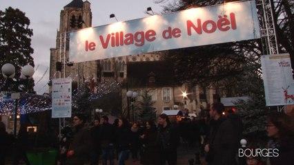 noel blanc bourges 2018 Bourges WebTV   Web TV | VILLAGE DE NOËL ET ILLUMINATIONS 2015 noel blanc bourges 2018