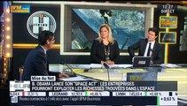 La mise au net : Barack Obama autorise les entreprises à exploiter les richesses de l'espace - 14/12