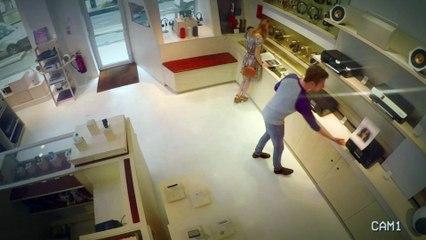Quand une boutique hi-tech flashe sur ses clients.