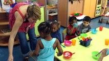 Dispositif d'accueil des moins de 3 ans à l'école maternelle
