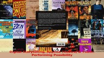 Digital Storytelling Applied Theatre  Youth Performing Possibility Download
