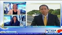 Costa Rica pedirá a Cuba que medie con Nicaragua para permitir el paso de inmigrantes hacia Estados Unidos