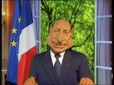 Les Guignols de l'info : le slip de Jacques Chirac