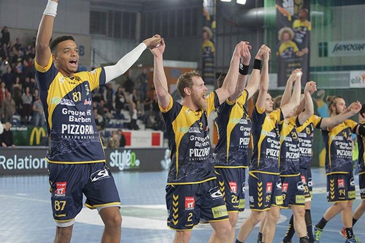 SRVHB/Nantes: Les réactions d'après-match