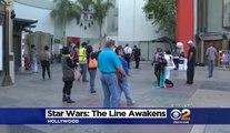 Comment les Américains se préparent à la première de «Star Wars»